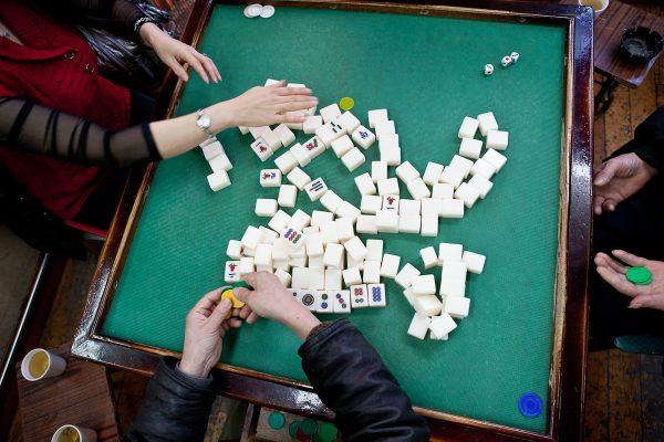 解釋 中國 的 賭博 狀況