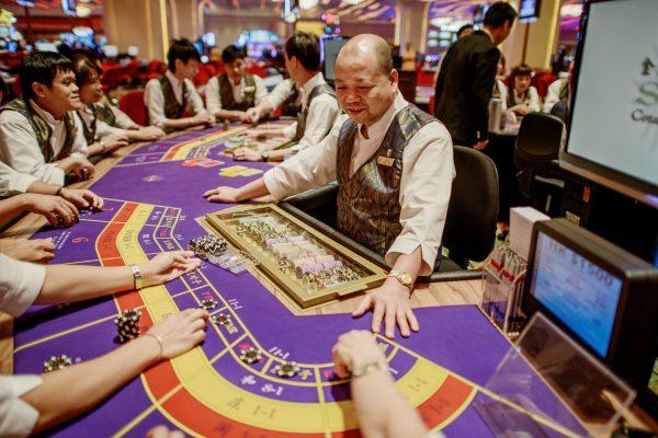中國的5個賭博網站