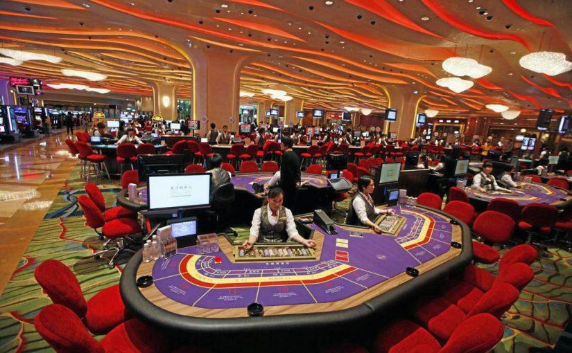 最大的賭場