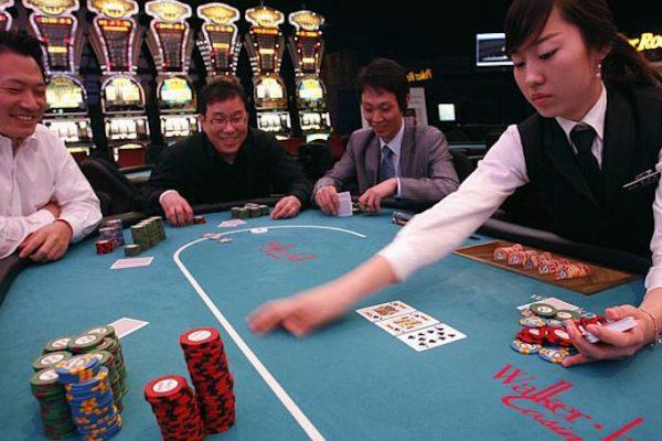 在中國可以賭博的地方?